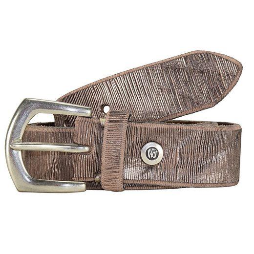 b.belt Gürtel Leder 100 cm