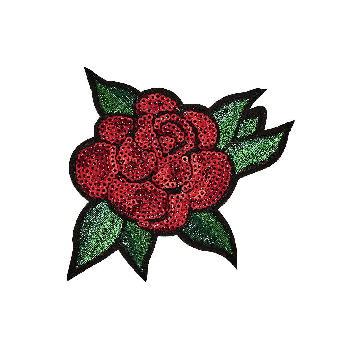 BUTLERS PATCH »Rose selbstklebend«