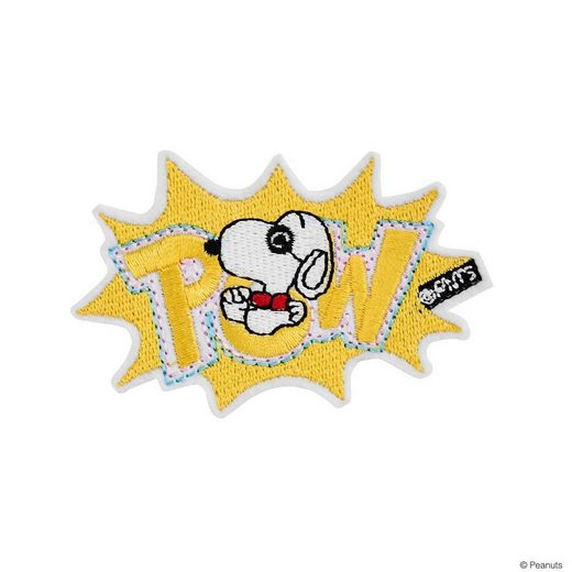BUTLERS PEANUTS »Snoopy Patch POW«