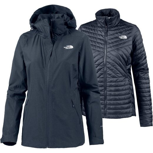 The North Face Steppjacke »INLUX TRICLIMATE«