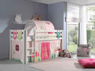 Puppen Etagenbett Mit Rutsche : Hochbett mit rutsche online kaufen » rutschbett otto