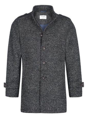 Пальто шерстяное с stilvoller пуговицы...