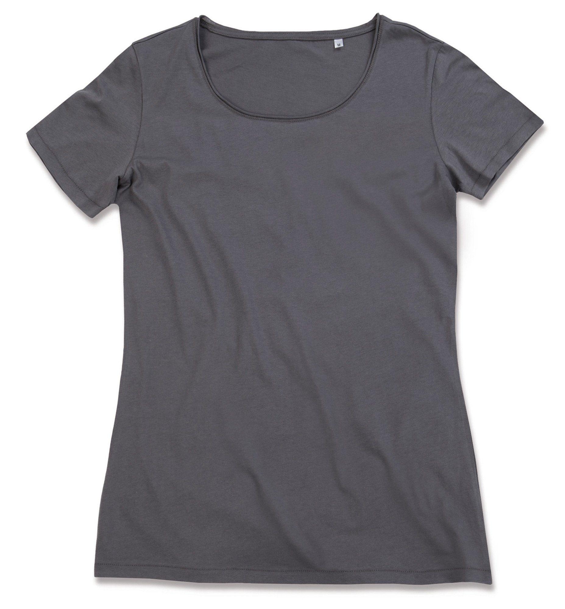 Stedman T-Shirt in einfarbiger Optik
