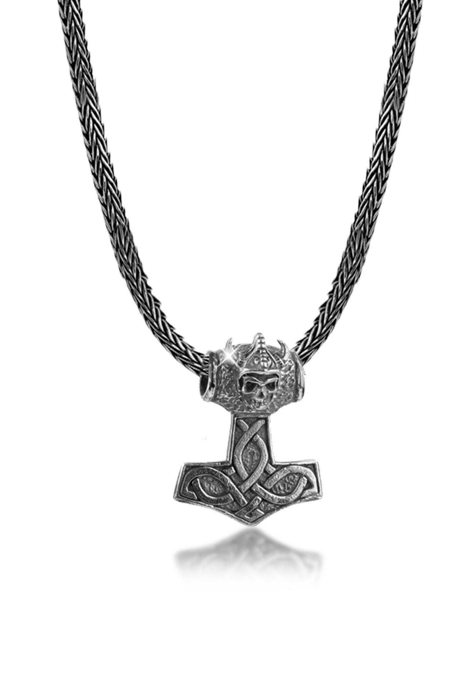 Kuzzoi Silberkette »Herren Thor´s Hammer Keltischer Knoten 925 Silber« online kaufen | OTTO