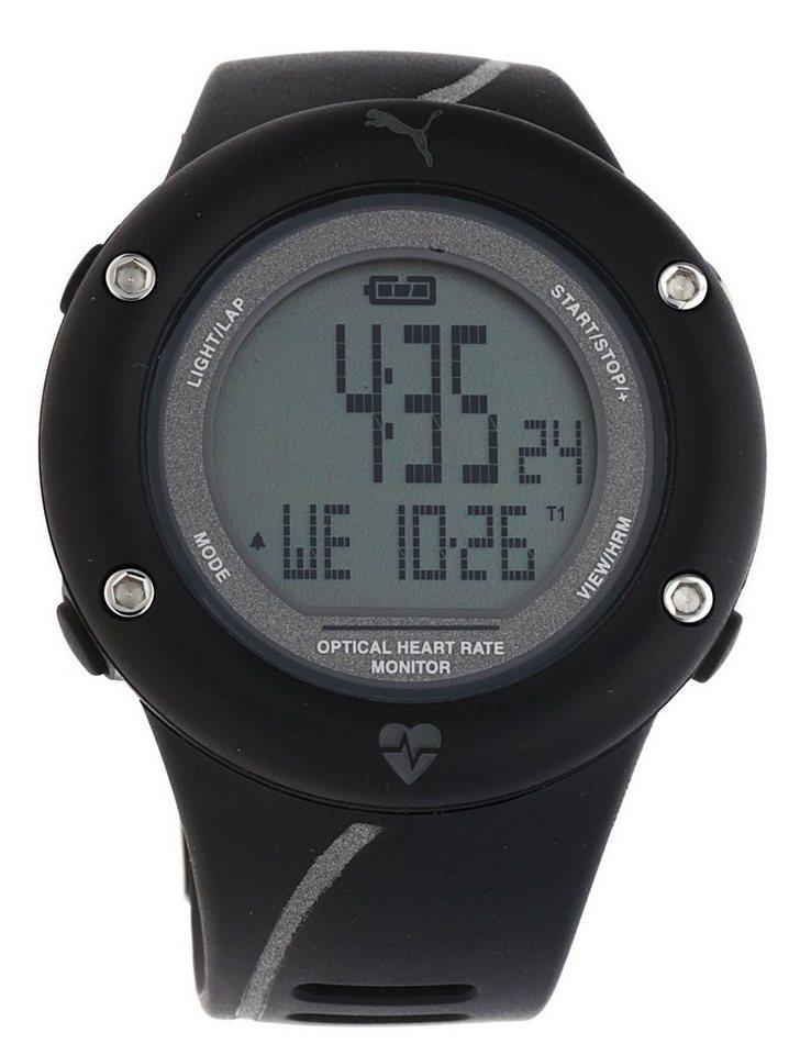 PUMA Digitaluhr »Cardiac PU911291002« | Uhren > Digitaluhren | Schwarz | PUMA