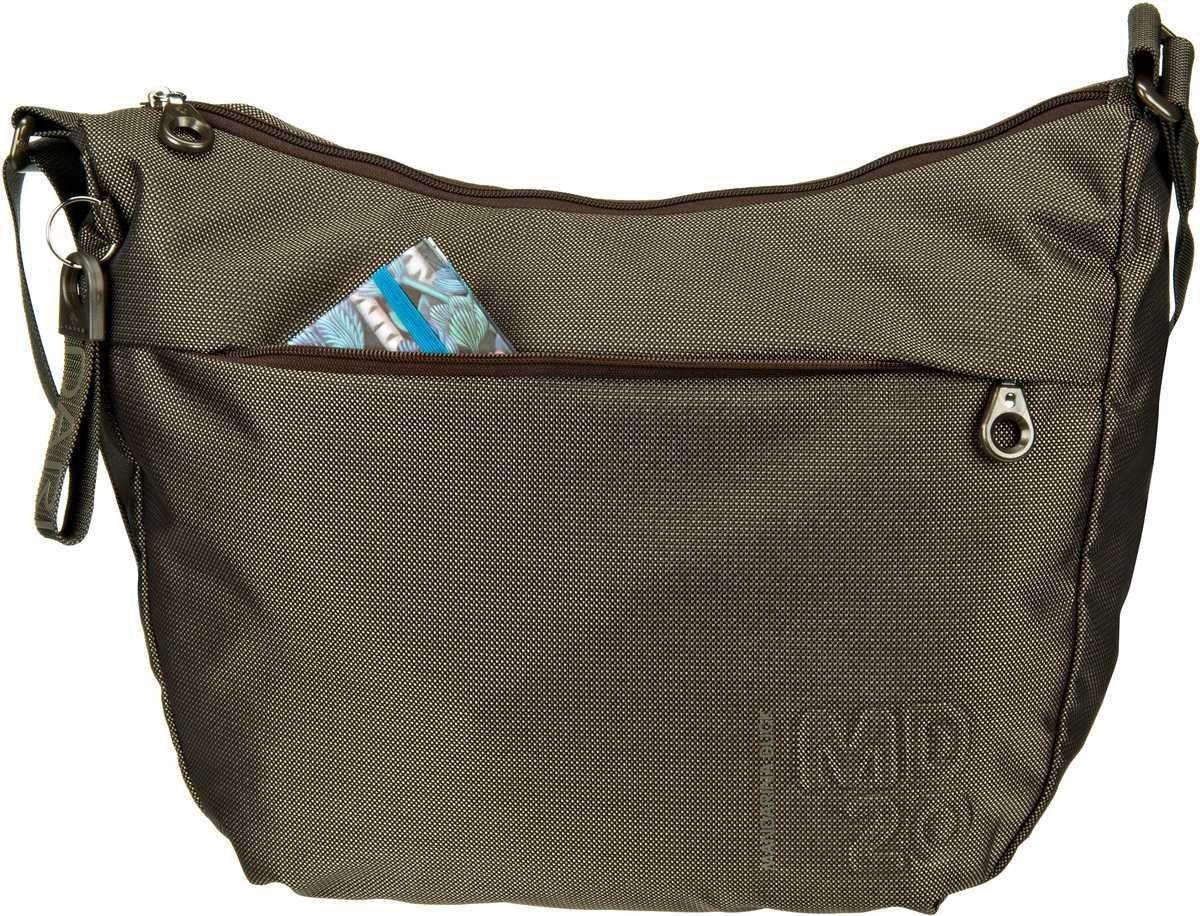 Mandarina Duck Umhängetasche »MD20 Big Crossover Bag QMTZ1«