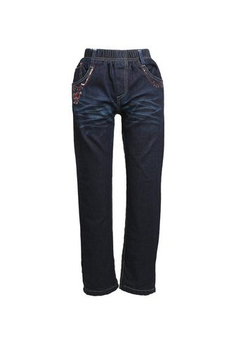 Термо-джинсы с шерстяная подкладка
