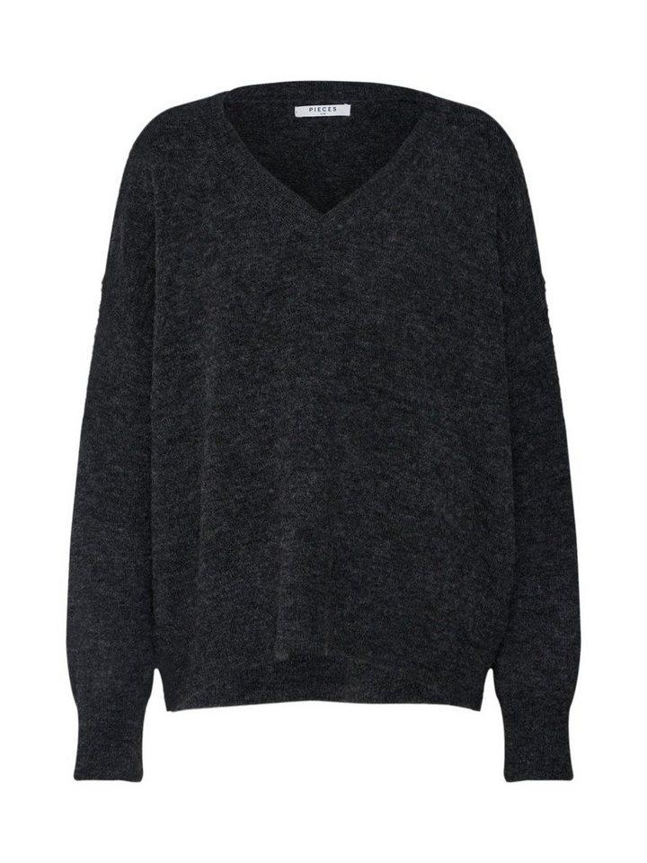 pieces V-Ausschnitt-Pullover online kaufen   OTTO 24b500db2c