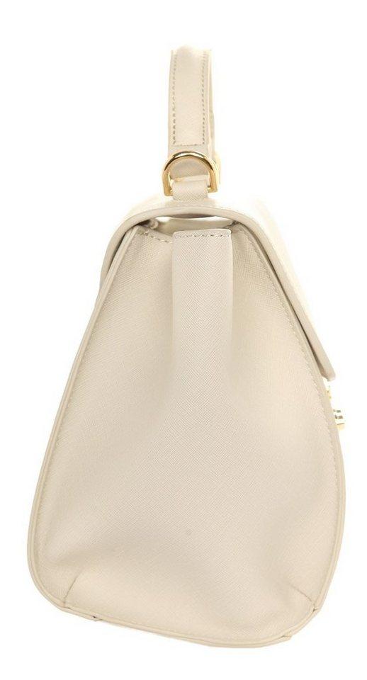 TRU Trussardi Abendtasche »SAFFIANO Avorio 76BTBLDS02-5«   Taschen > Handtaschen > Abendtaschen   Weiß   TRU Trussardi