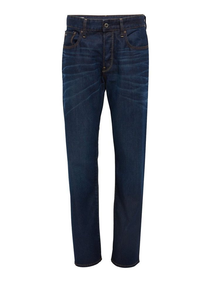 G-Star RAW Loose-fit-Jeans »3301 Loose« | Bekleidung > Jeans > Loose Fit Jeans | Blau | G-Star RAW