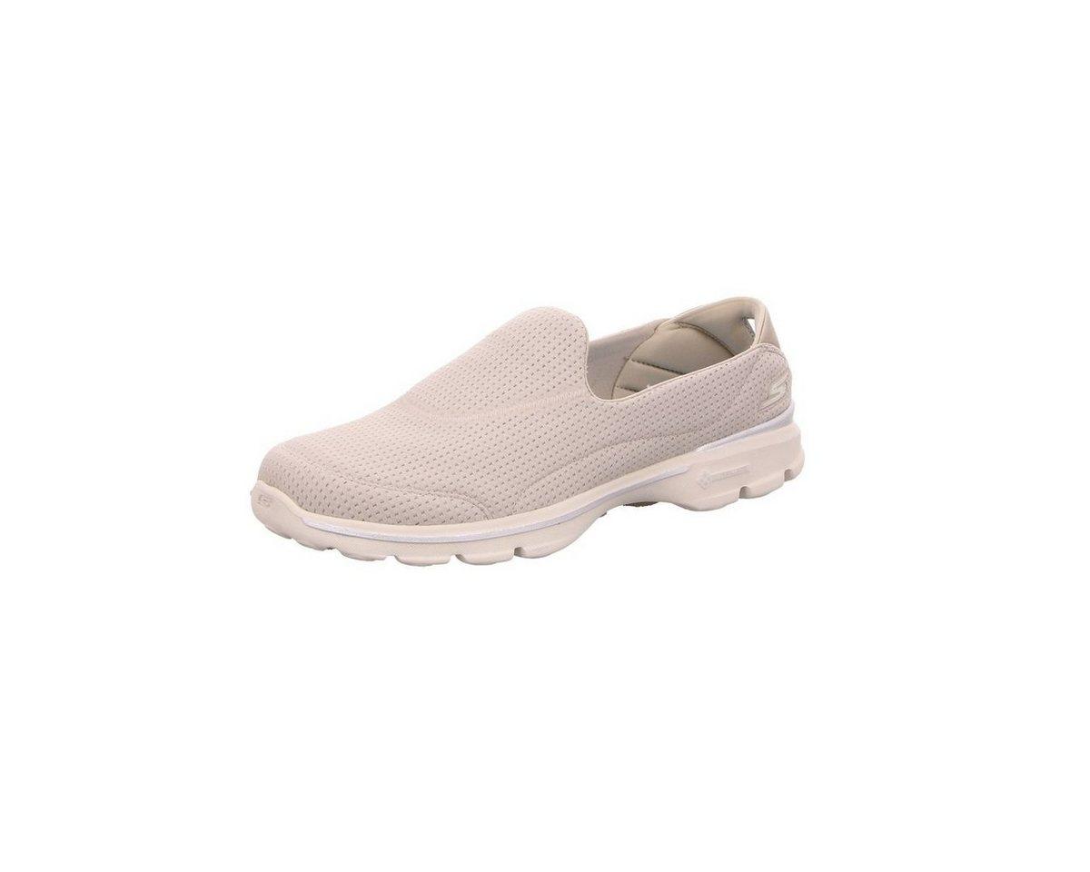 Damen Skechers Slipper grau | 00889110420973