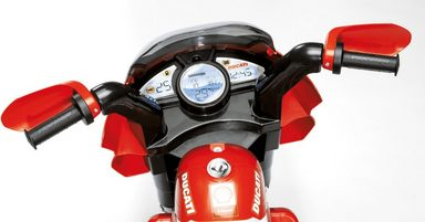 Peg-Pérego Elektrofahrzeug Dreirad für Ducati Kinder,  Ducati für Desmosedici - 6V  online kaufen 159322
