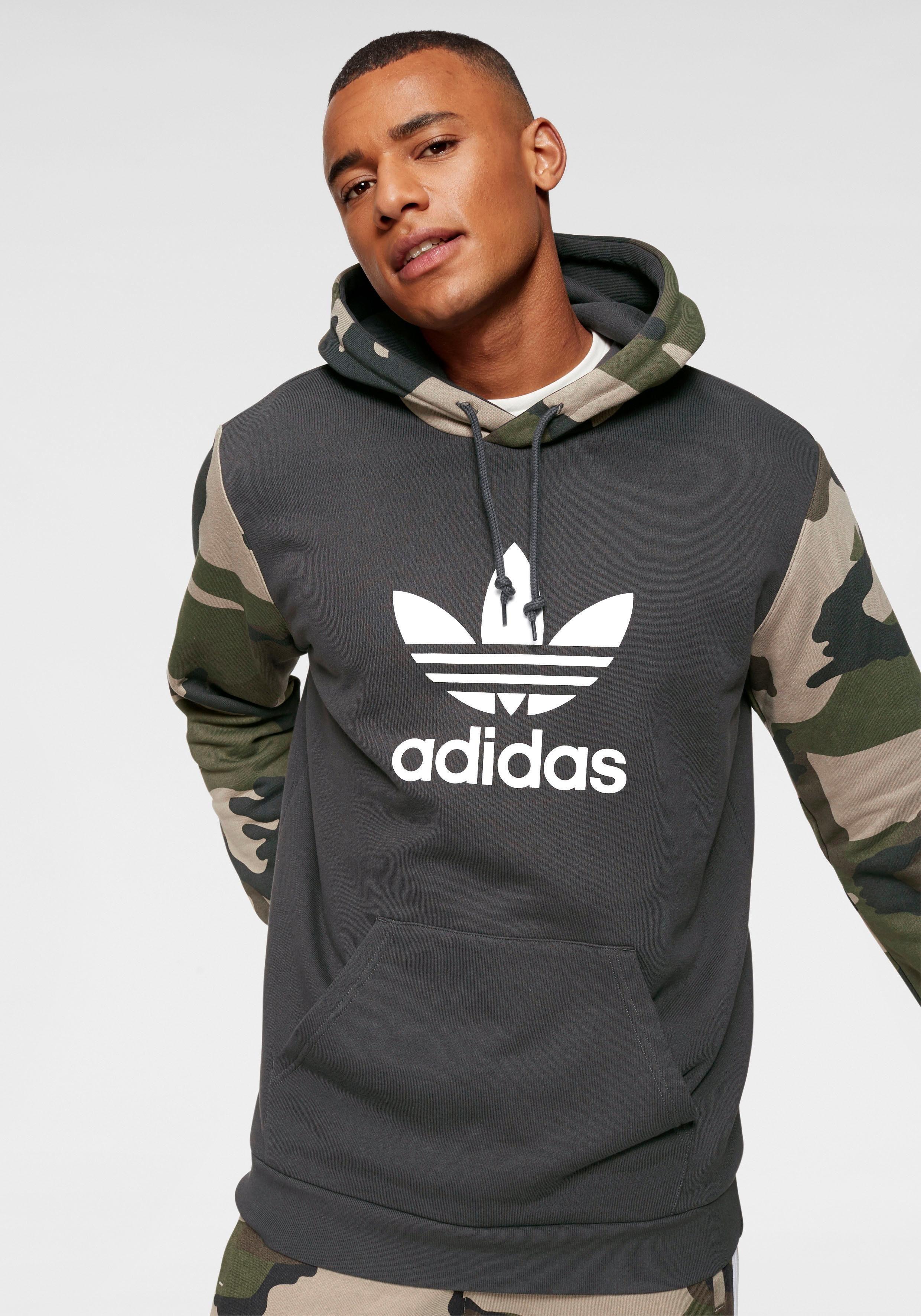 adidas Performance Kapuzensweatshirt »BLOCK PO HOODY« online kaufen | OTTO