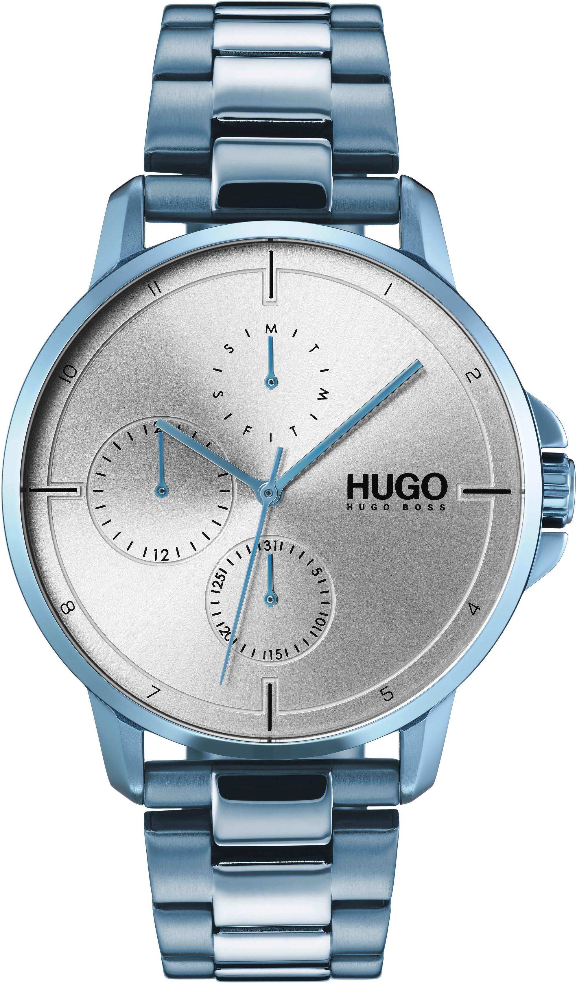 HUGO Multifunktionsuhr »Fokus, 1530051«