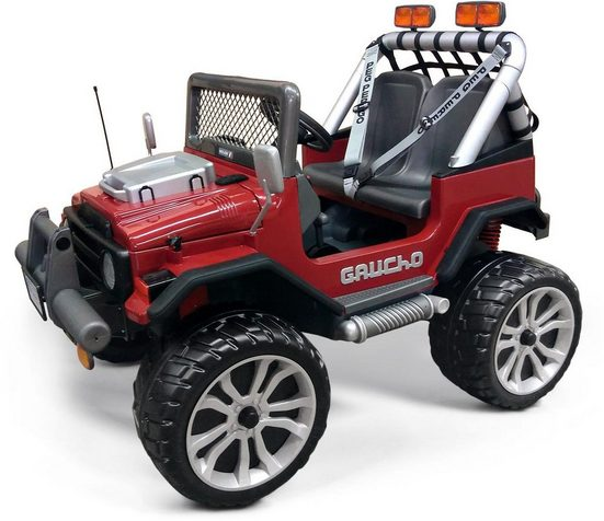 Peg Perego Elektro-Kinderauto »Gaucho Grande - 12 V«, Belastbarkeit 60 kg