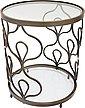 Home affaire Beistelltisch »Fraloni«, mit Glasplatte, Bild 1