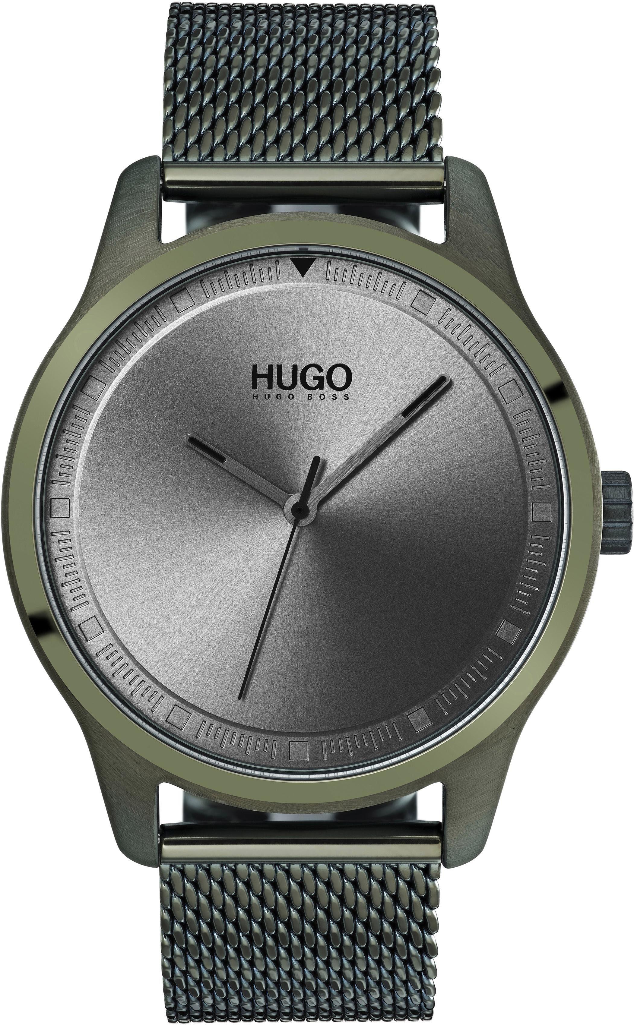 HUGO Quarzuhr »Move, 1530046«