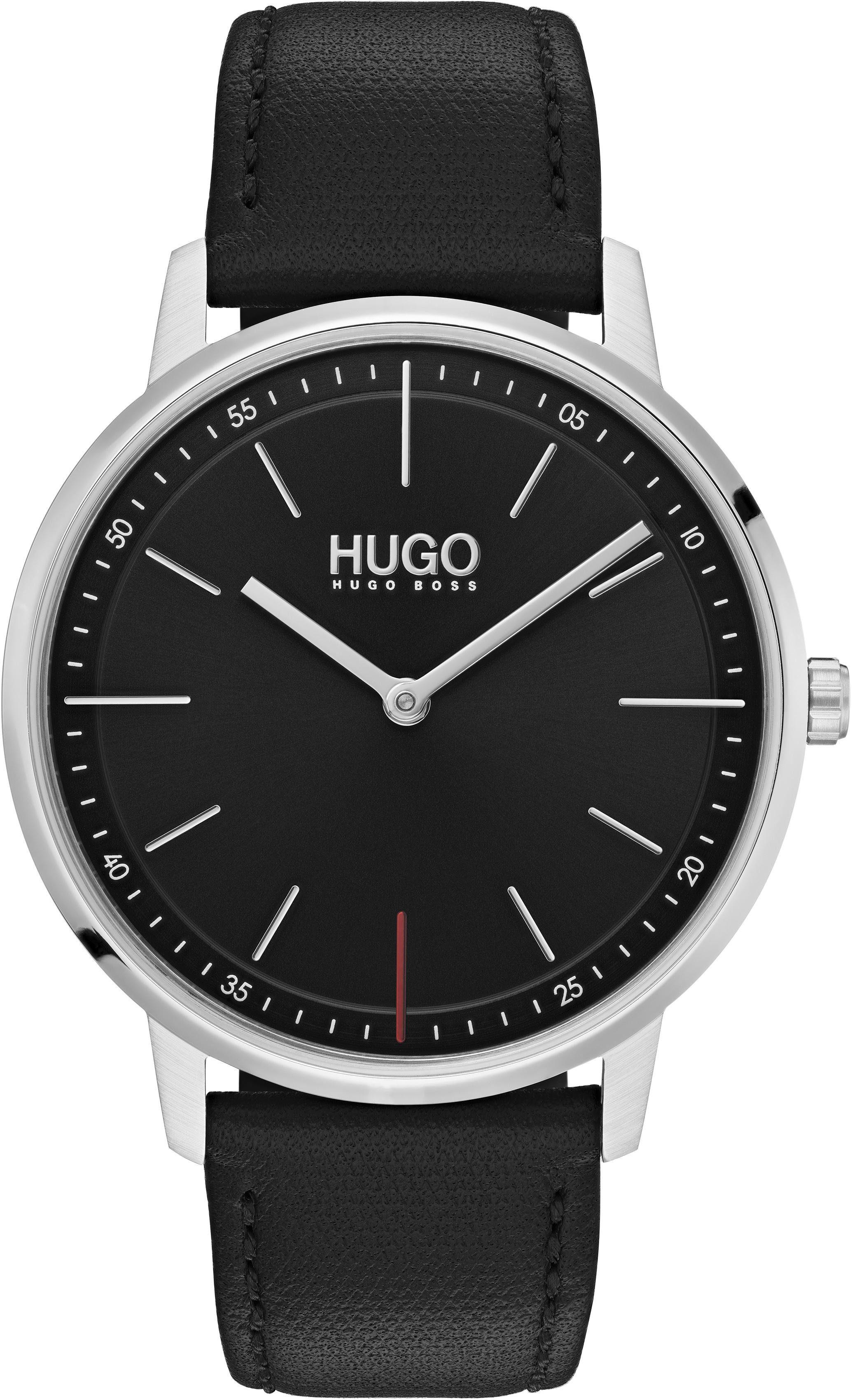 HUGO Quarzuhr »Exist, 1520007«