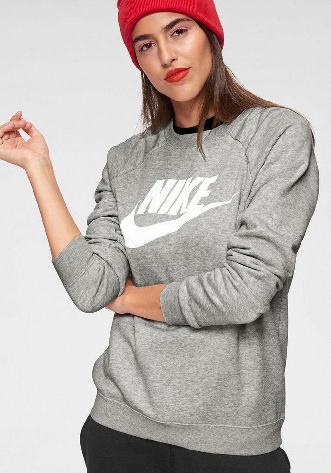 8f49b4890178 Nike Sportswear Sweatshirt »W NSW RALLY CREW HBR«