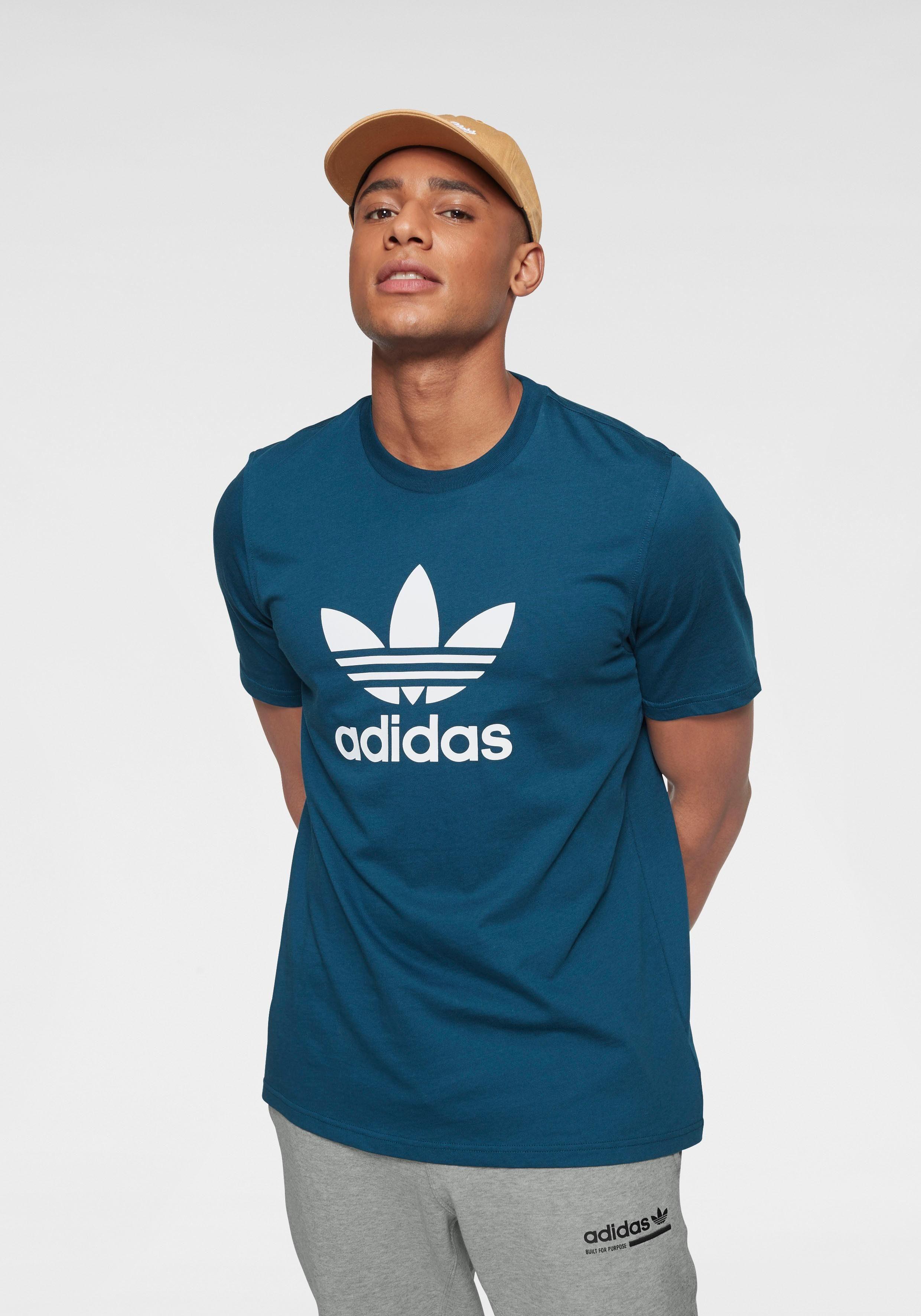 adidas Originals T Shirt »TREFOIL T SHIRT« kaufen | OTTO