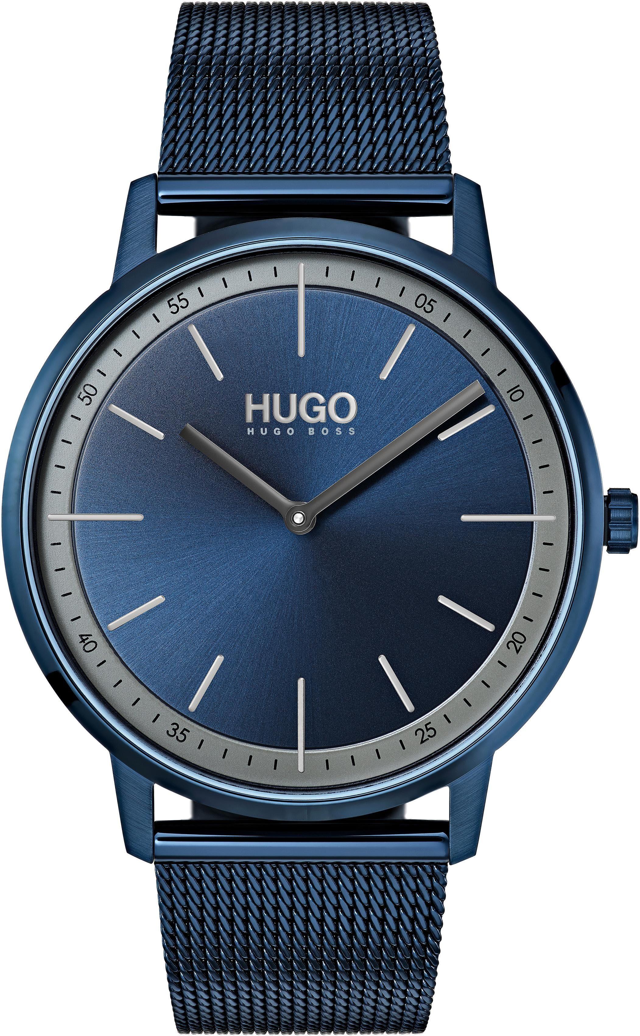 HUGO Quarzuhr »Exist, 1520011«