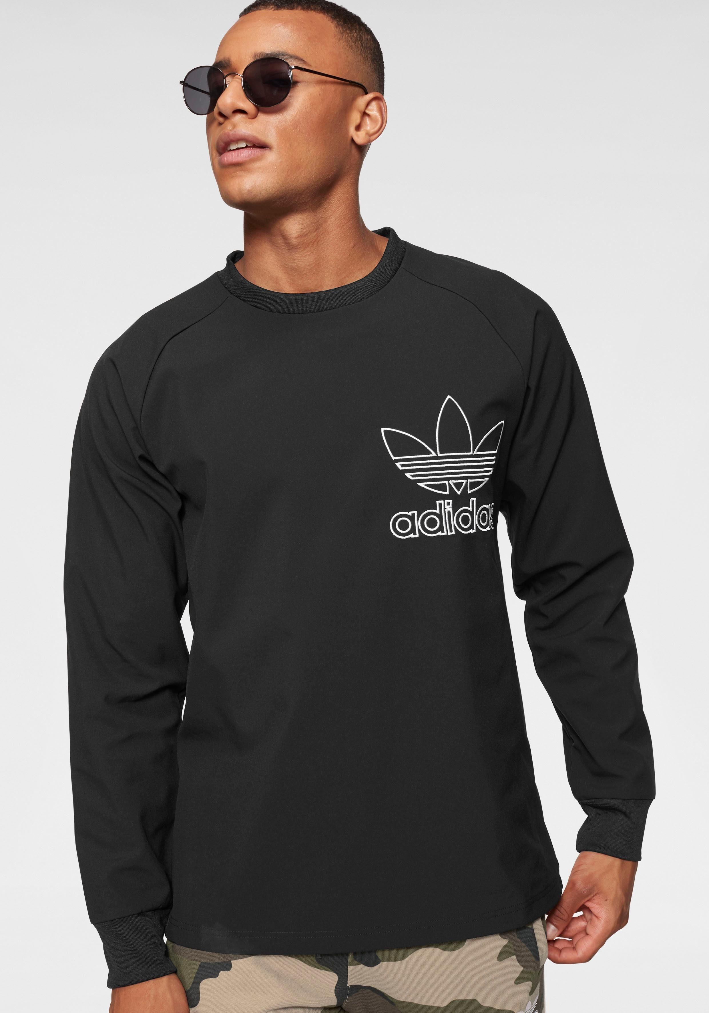 adidas Originals Sweatshirt »OUTLINE CREW« kaufen | OTTO