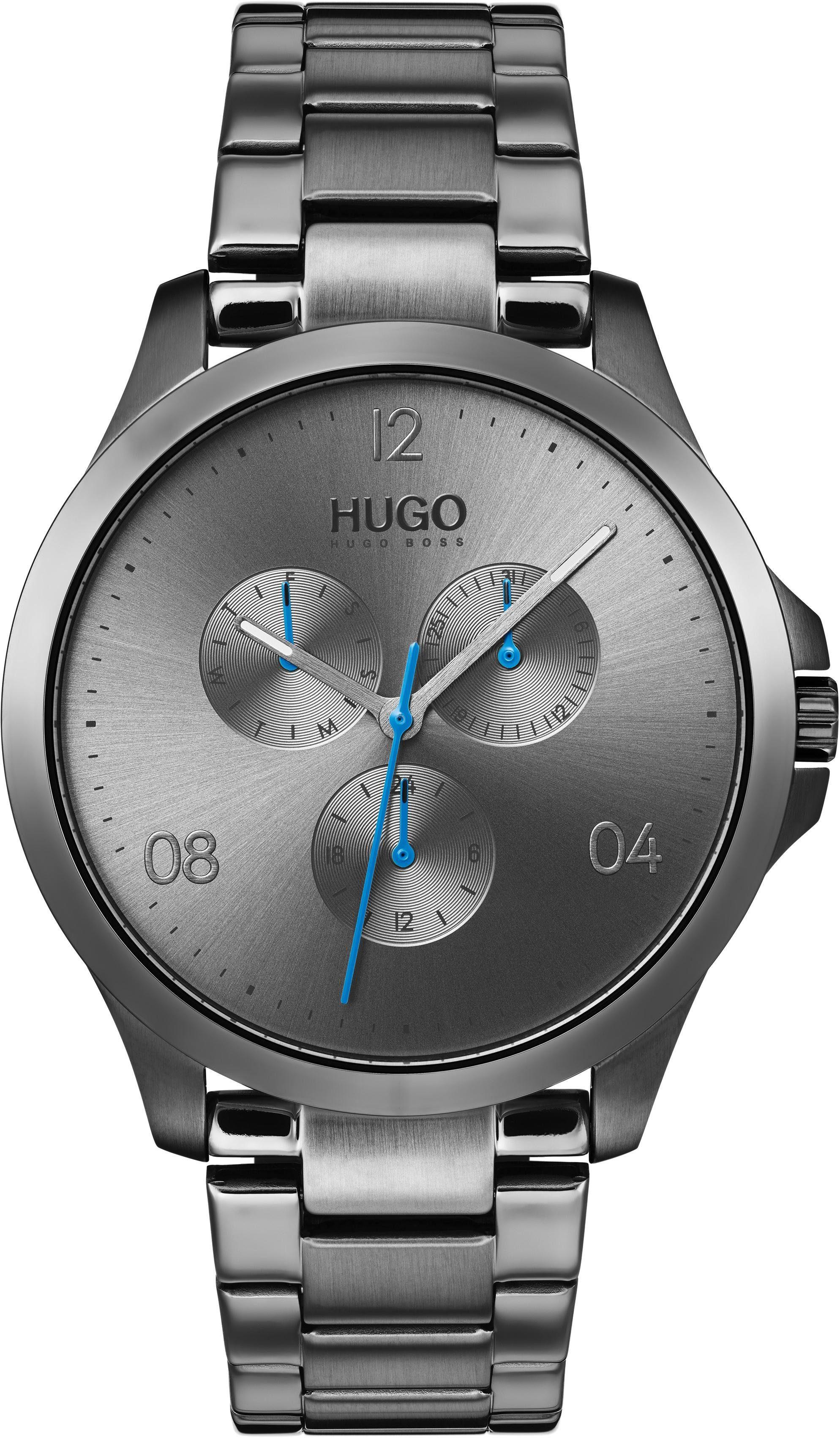HUGO Multifunktionsuhr »Risk, 1530039«