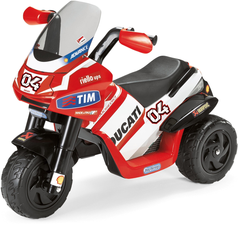 Peg-Pérego Elektrofahrzeug Dreirad für Kinder, »Ducati Desmosedici - 6V«