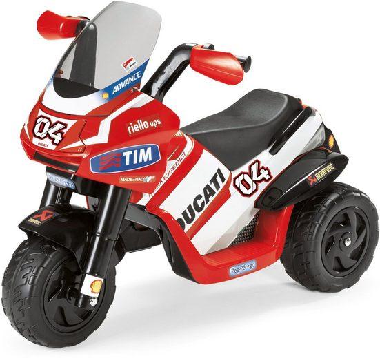 Peg Perego Elektro-Kinderdreirad »Ducati Desmosedici - 6V«, Belastbarkeit 25 kg