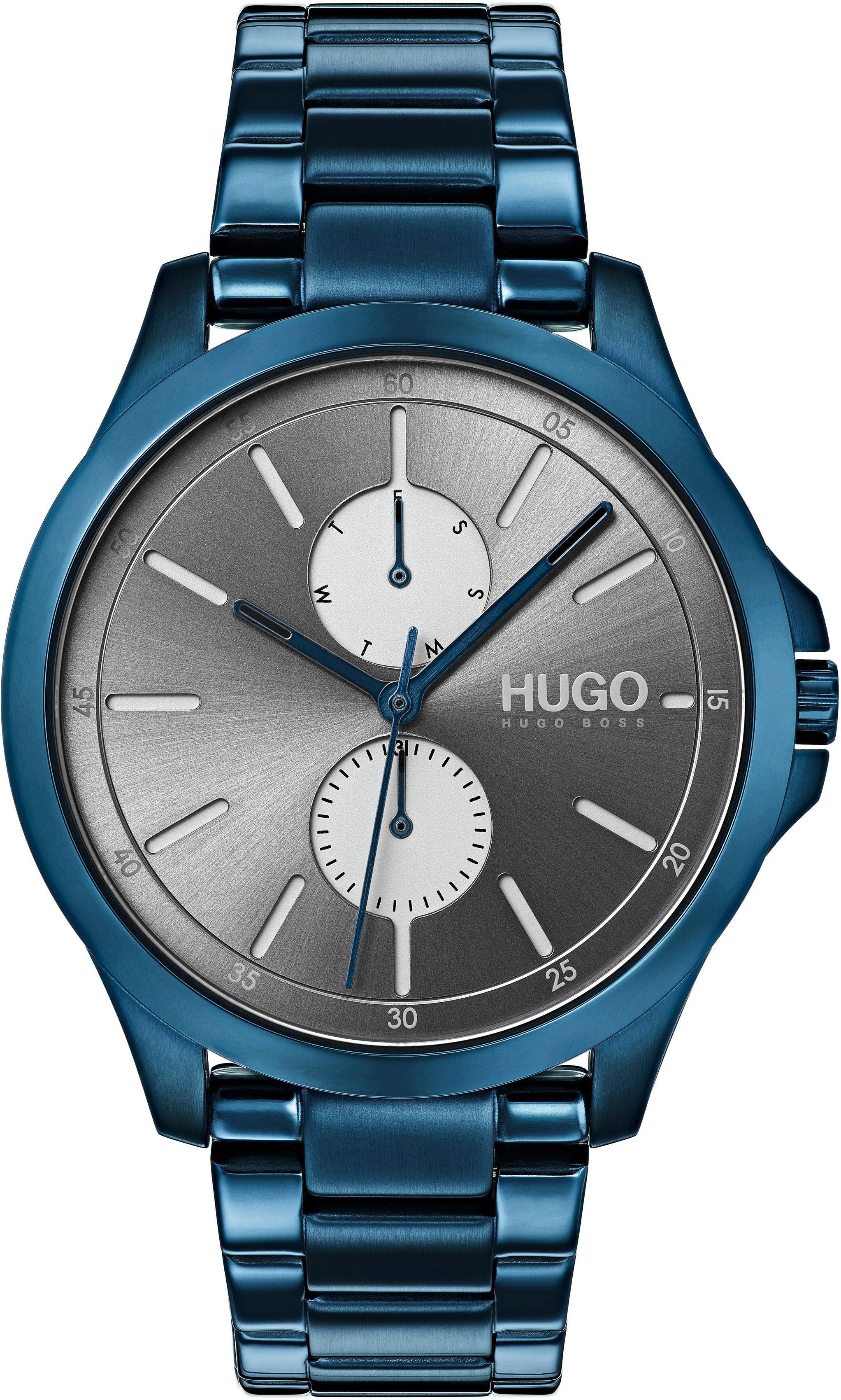 HUGO Multifunktionsuhr »Jump, 1530006«
