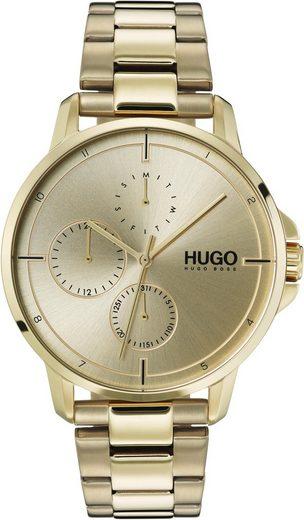 HUGO Multifunktionsuhr »Fokus, 1530026«
