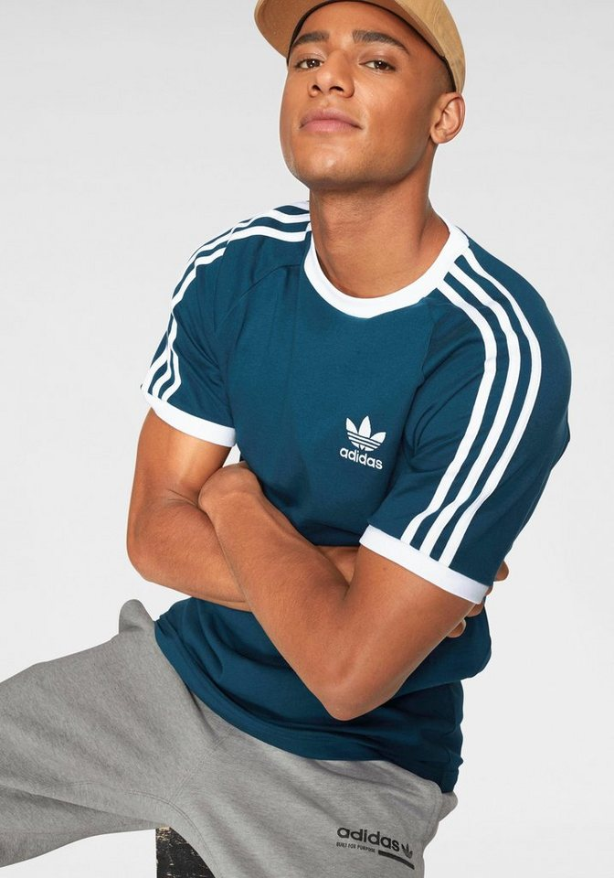 6bb33b2d70c7 adidas Originals T-Shirt »3-STRIPES TEE« Raglanärmel online kaufen ...