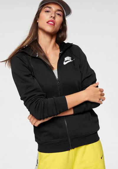 Nike Sportswear Kapuzensweatjacke »W NSW RALLY HOODIE FZ« 13520555f0
