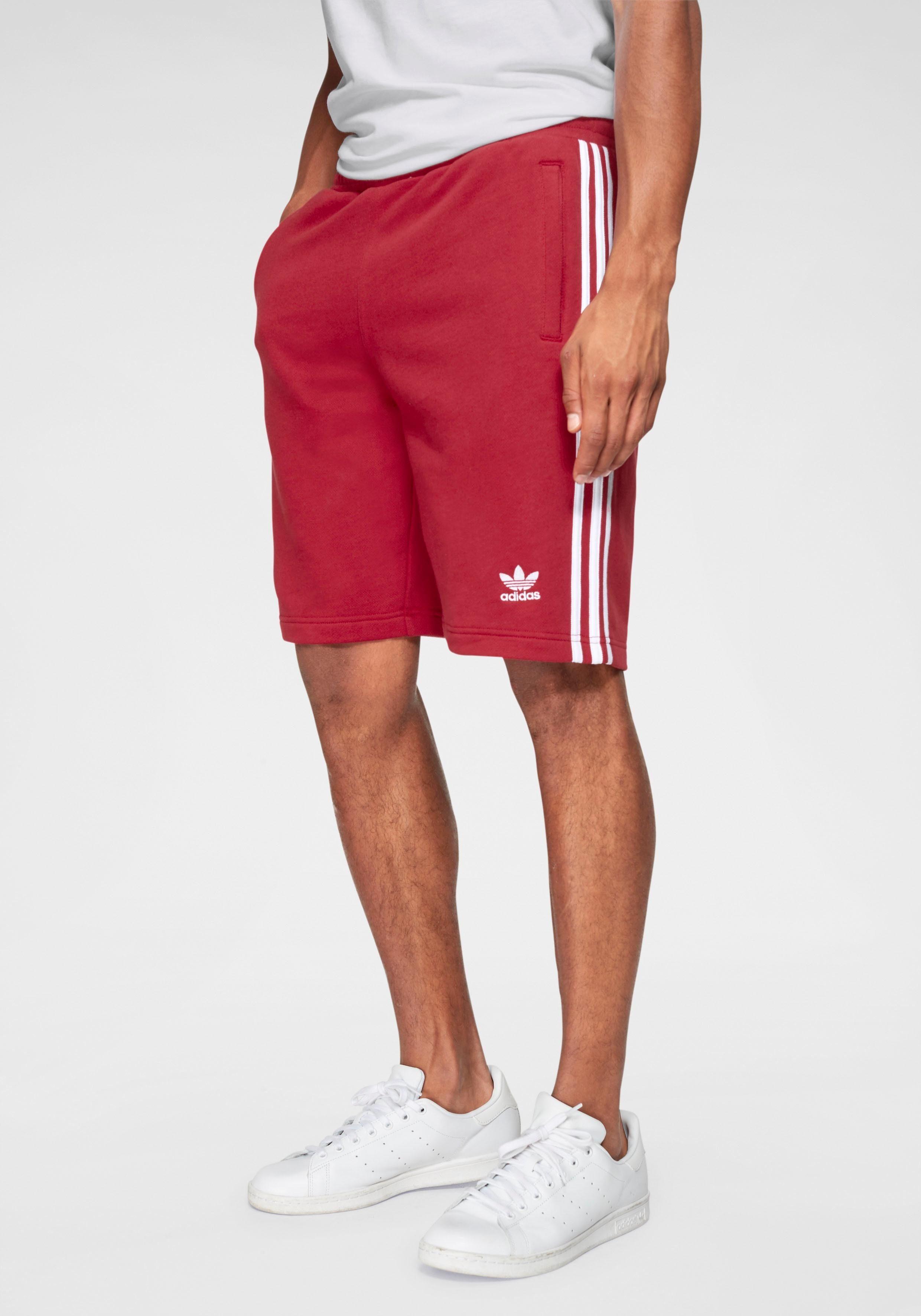 adidas Originals Sweatshorts »3-STRIPE SHORTS«