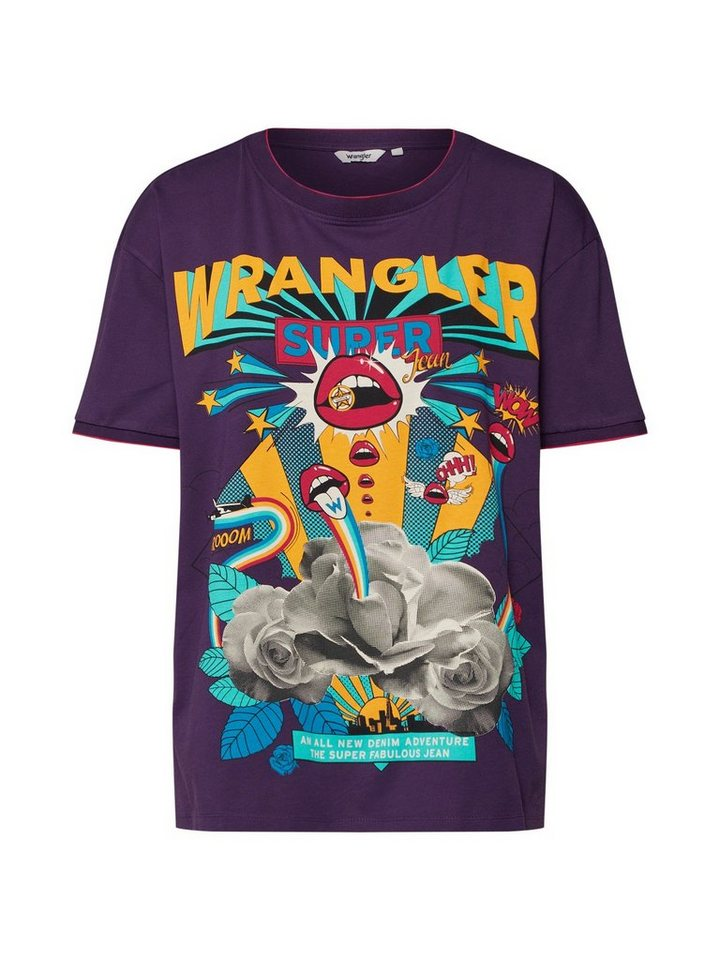 Wrangler Print-Shirt