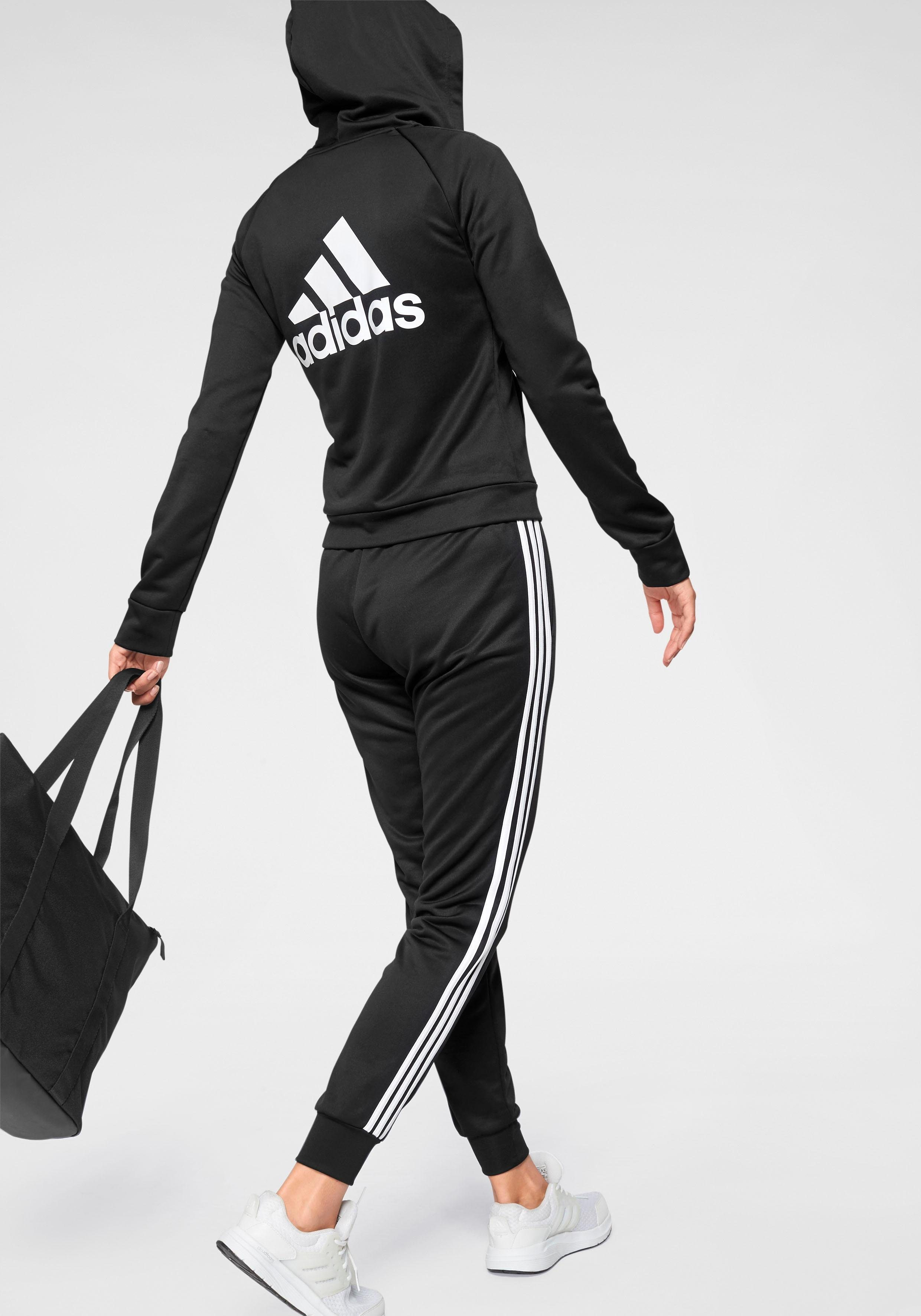 adidas Performance Trainingsanzug »TRACKSUIT BIG BOS COL« (Set, 2 tlg)