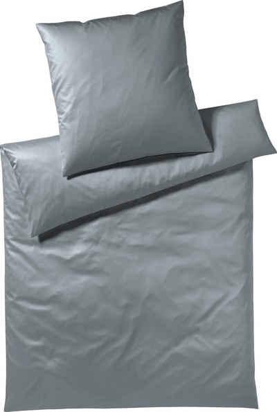 Bettwäsche »Solid«, Elegante, angenehmes Hautgefühl