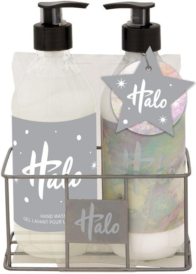 Halo, »Hand Duo«, Handpflege-Set (2-tlg.)