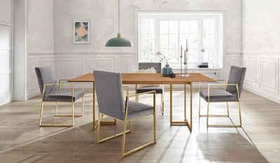 Guido Maria Kretschmer Home&Living Stuhl »Kiarwei« (Set, 2 Stück)