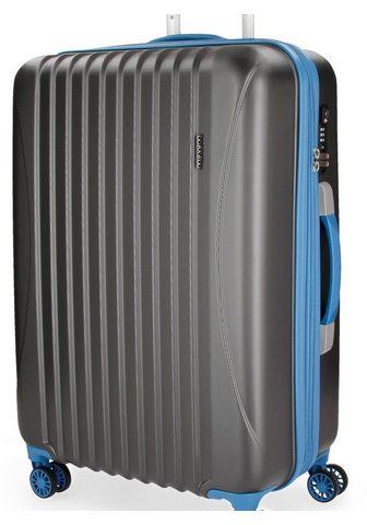 "MOVOM Пластиковый чемодан на колесах ""C..."