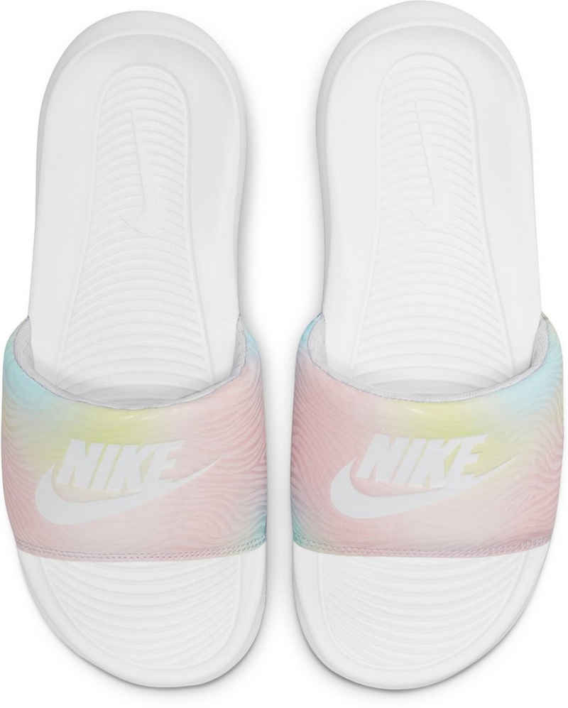 Nike Sportswear »VICTORI ONE PRINT« Badesandale