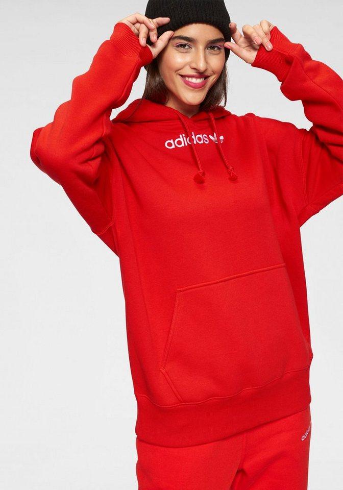best deals on fantastic savings shop best sellers adidas Originals Kapuzensweatshirt »COEEZE HOODIE« | OTTO