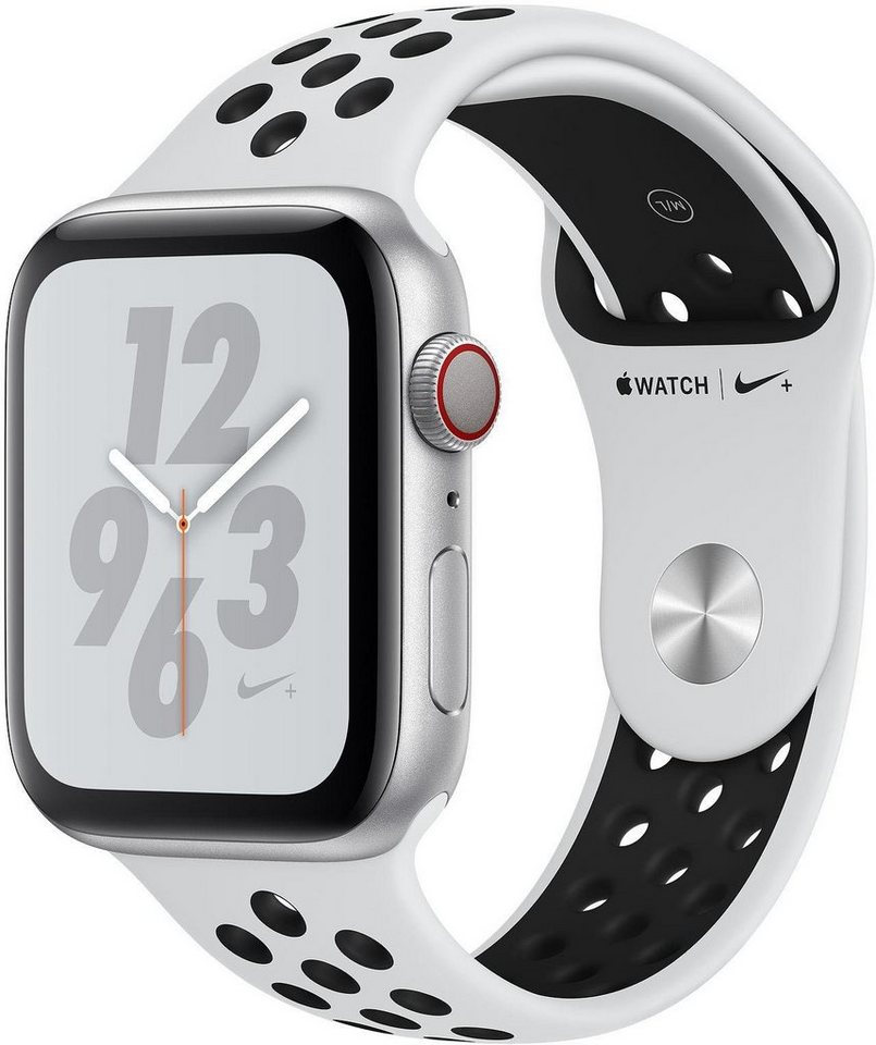 special sales multiple colors best online Apple Nike+ Series 4 GPS + Cellular, Aluminiumgehäuse mit Nike  Sportarmband, 40mm Watch (Watch OS 5) online kaufen | OTTO
