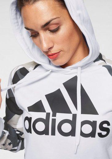 Print« Over Kapuzensweatshirt »sid Adidas Performance All Hood xwq1wYUX