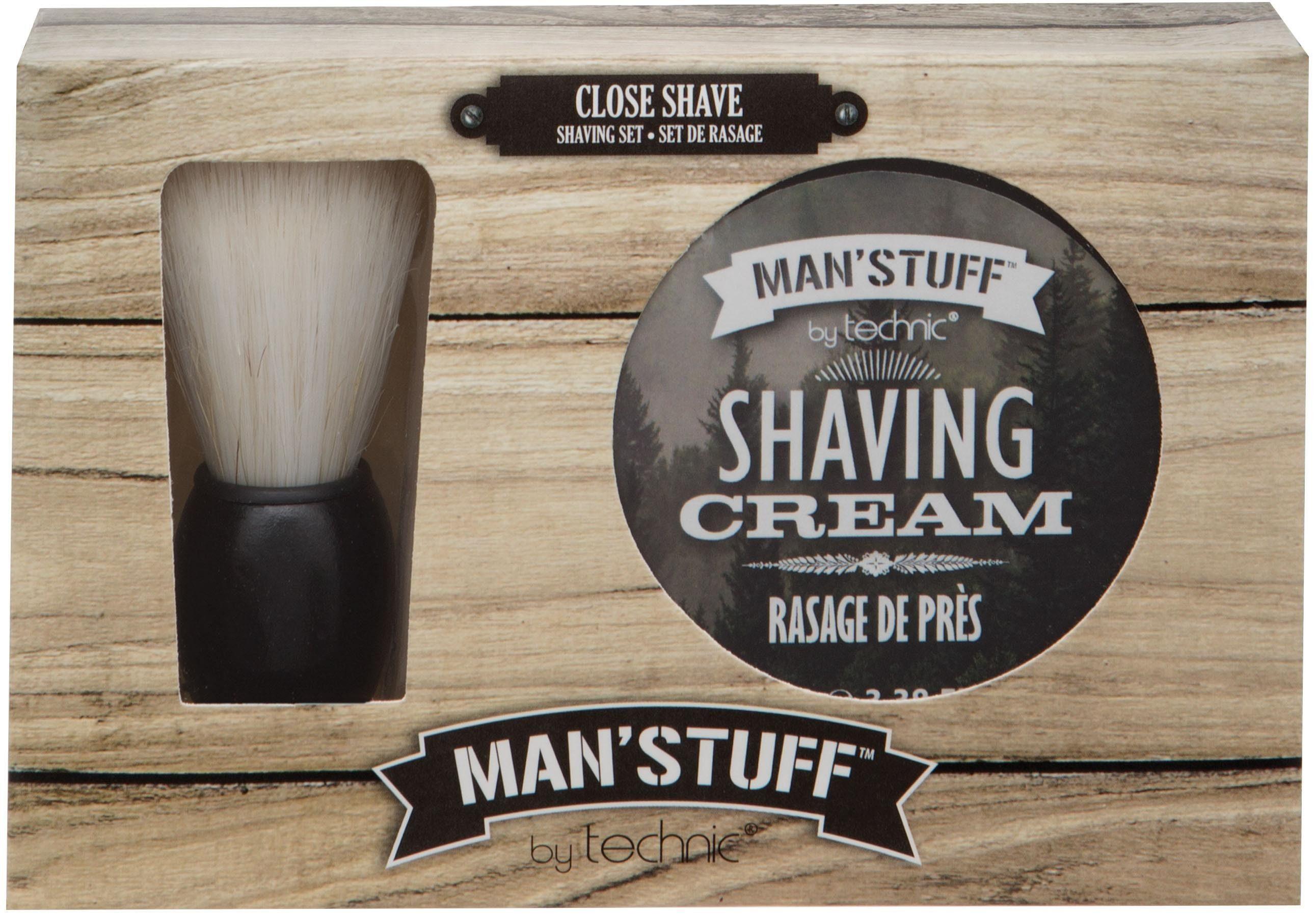 Man'Stuff »Close Shave«, Rasier-Set
