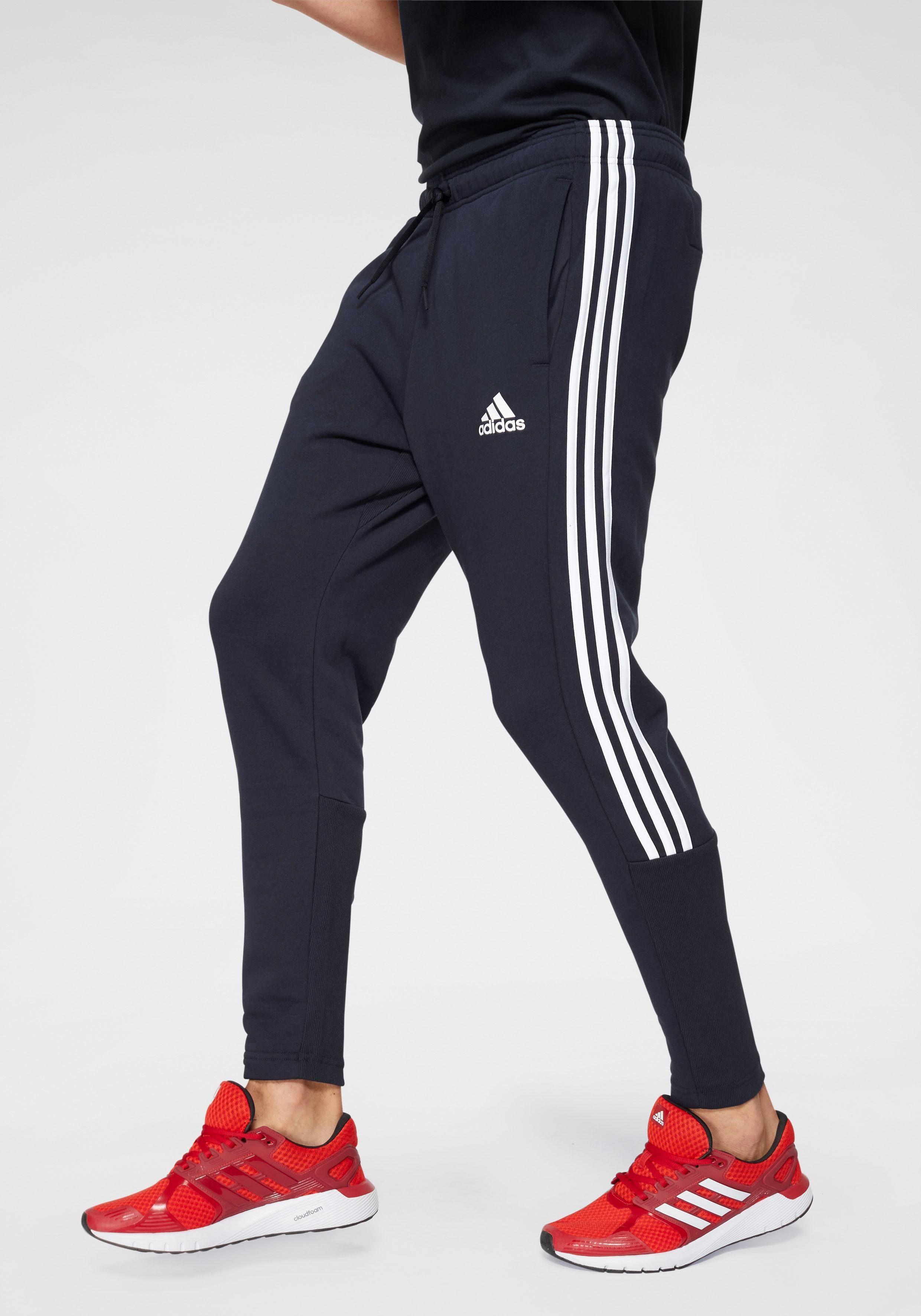 adidas Performance Jogginghose »MH 3 STRIPES TIRO PANT FT« online kaufen | OTTO