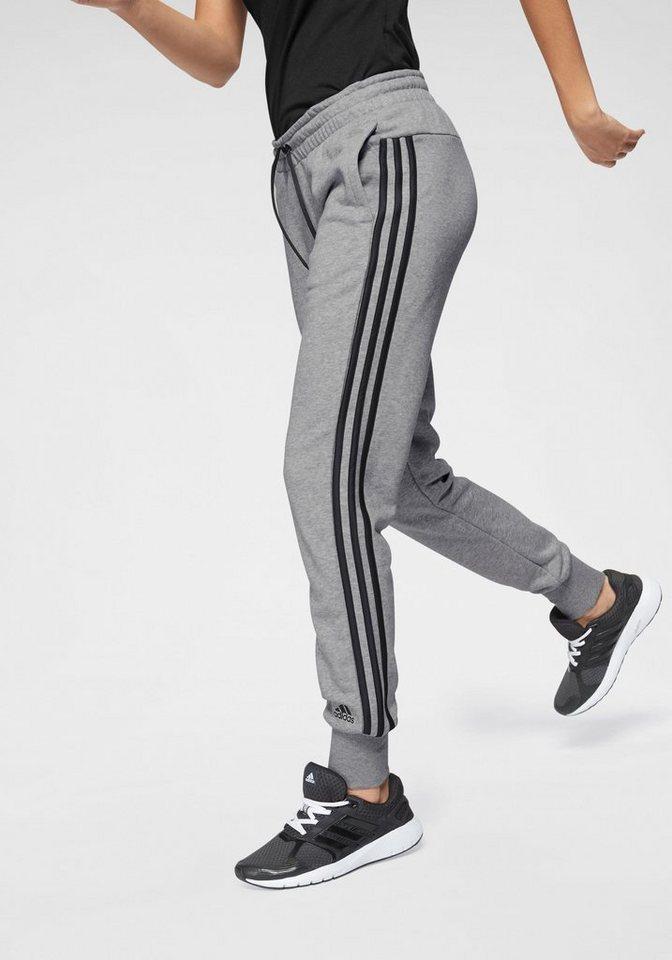 d7fcb639c45045 adidas Performance Jogginghose »MH 3 STRIPES PANT«