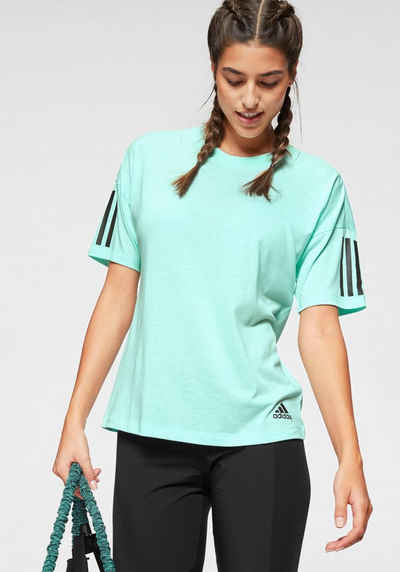 adidas Performance T-Shirt »MH STRIPES T-SHIRT« c636952f8c