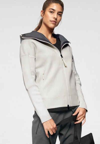 adidas Performance Trainingsjacke »W ZNE HEATHER COU« auch in großen Größen online kaufen | OTTO