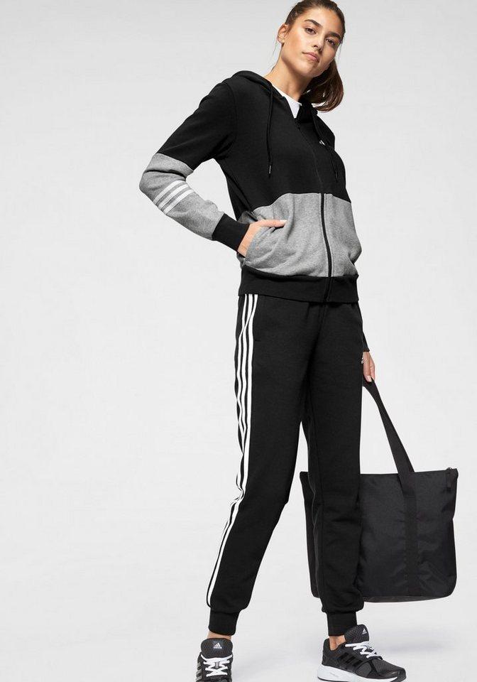 adidas performance jogginganzug tracksuit cotton energize. Black Bedroom Furniture Sets. Home Design Ideas